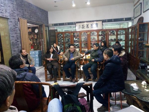 民盟石家庄市委召开常委会、全委(扩大)会审议通过工作报告